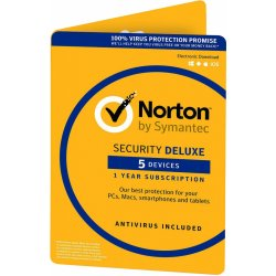 NORTON SECURITY DELUXE 3.0 CZ